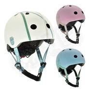【領劵折200】【公司貨】奧地利 Scoot&Ride 兒童運動用頭盔 (3色可選)【悅兒園婦幼生活館】
