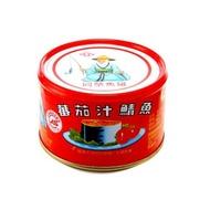 【同榮】番茄汁鯖魚罐230g(紅平二號3入)
