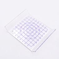黏土工具 U型壓板 比例尺 壓克力板 圓形 方形