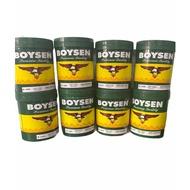 ORIGINAL BOYSEN LATEX COLOR PAINT 1 LITER FOR CEMENT / CEMENT POTS / Concrete