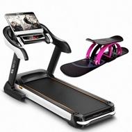 【X-BIKE 晨昌】15.6吋高彩屏觸控智能電動跑步機-可家用  XBT-T7 //買就送韓國魔塑機(買一送一)
