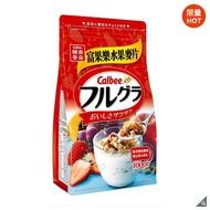 【貓兒好市多代購】Calbee 卡樂比富果樂水果早餐麥片 1 公斤