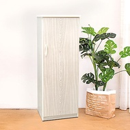 Boden-防潮防蛀防水塑鋼1.5尺單門鞋櫃(五色可選)-44x34x117cm