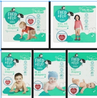 tesco fred and flo pampers diapers