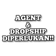 AGENT & DROPSHIP DIPERLUKAN