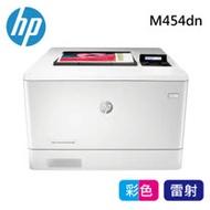 [全新福利品]HP Color LaserJet Pro M454dn 彩色雷射印表機