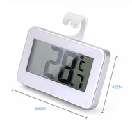 Thermometer Lk-60 Lcd Digital Fridge Alarm Fridge Thermometer Refrigerator
