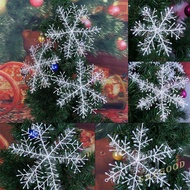 SG Christmas Snowflakes Classical Tree Home Party Festival Decoration Pendant