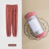 Women's Pajama Set Warm Flannel Pajamas Sleepwear Homewear Womens Fleece Pajamas Sleepwear Home Clothing for women Men Suit