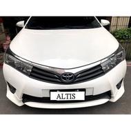 新店【阿勇的店】ALTIS 14~15 11代 前置雷達 前車雷達前雷達+專用開關 altis 前車雷達 前置雷達