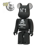 潮玩精品|BEARBRICK 24代 ARTIST NEIGHBORHOOD 100% BE@RBRICK 積木熊