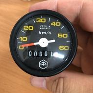Vespa 偉士牌 90 50 義大利原裝全新小圓錶 veglia Borletti 正廠意大利製品