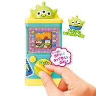 日本 迪士尼 Disney 三眼怪 口袋虛擬扭蛋機 TAKARA TOMY 安啾推薦  親子同樂 送禮 交換禮物