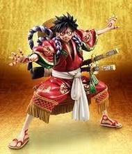 【好東西】【正版】超級歌舞伎Ⅱ:海賊王 P.O.P 魯夫