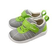 康貝 Combi 幼兒機能包鞋(碧綠灰)