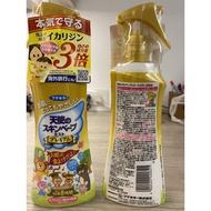 現貨 全新 日本帶回 Skin vape 金色天使防蚊噴霧 200ml 三倍效 金瓶 寶寶 驅蚊