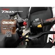 【LFM】ANCHOR 銨科 ANB-2 直推式總泵 煞車總磅 TMAX XMAX R3 CBR150 R15 MT03