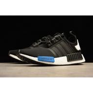 全新正版Adidas Originals NMD R1 網面 東京藍 黑藍 黑藍白 黑白 S79162 男女鞋