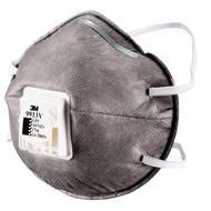 【威威五金】現貨中 3M 9913V P1 帶閥防塵口罩 工業用活性碳口罩 氣閥式碗型口罩 附排氣閥 GP1 每盒10個