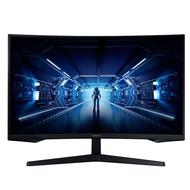 SAMSUNG 三星 Odyssey G5 C34G55TWWC 34型2K  曲面電競螢幕 【GAME休閒館】
