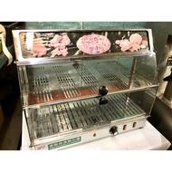二手 華毅保溫展示櫃HY-560 保溫箱 保溫櫥 保溫櫃 食物保溫櫃 110v