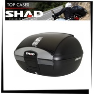 【TL機車雜貨店】SHAD SH45 後箱+靠背+YAMAHA SMAX 後箱架