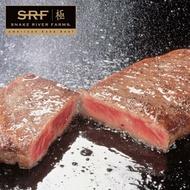 【任選免運】美國SRF極黑和牛霜降肋眼牛排1片組(150公克/1片)