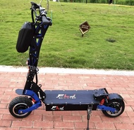 Brand new FLJ 7000W E Scooter with Dual engine 72V Electric scooter