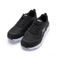 SKECHERS 慢跑系列 GO RUN MAX CUSHIONING 寬楦運動鞋 黑白 17690WBKW 女鞋品牌│休閒│運動鞋│寬楦│健走