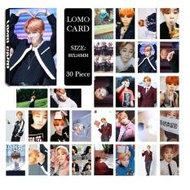 Youpop KPOP BTS Bangtan Boys Young Forever pt.1 JIMIN Photo Album LOMO Cards Self Made Paper Card HD Photocard LK326 - intl