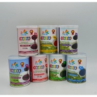 采鴻 天然食用色素系列 梔子黃 黃色色素  梔子綠 綠色色素 梔子紫 紫色色素 梔子藍 藍色色素 蘿蔔紅 紅色色素