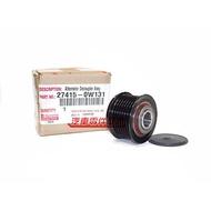 【汽車零件盤商】 (TOYOTA豐田) LEXUS  RX350  發電機單向軸承.發電機皮帶盤 (7PK) ~~含蓋