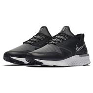 NIKE ODYSSEY REACT 2 SHIELD 男鞋 慢跑 訓練 防潑水 黑灰 【運動世界】BQ1671-003