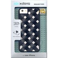 【CK 3C】全館免運全新 X-Doria iPhone 5 IPhone5 I5 / SE   Engage Form 立體竹編斜紋保護外殼 套 手機殼套