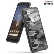 【Ringke】Rearth Google Pixel 3a [Fusion Design] 透明背蓋防撞手機殼(Pixel 3a 透明背蓋防撞手機殼)