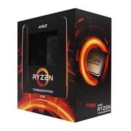 创意#二次元AMD 銳龍Threadripper 3970X 處理器 7nm 32核64線程 盒裝CPU
