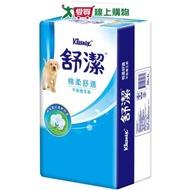 舒潔平版衛生紙300張*6包