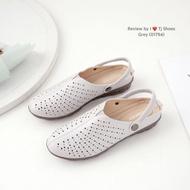 hot เช็คสต๊อกก่อนสั่ง#ไซส์36-41#รองเท้ารัดส้น#รองเท้าคัชชูรัดส้น#รองเท้าเปิดส้น#รองเท้ารัดส้นเพื่อสุขภาพ#รองเท้าเพื่อสุขภาพ