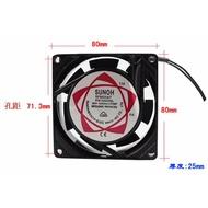 散熱風扇/風機(AC110V/AC220V)含防護罩