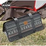 【悠遊戶外】KAZMI 彩繪民族風工具收納袋 裝備袋 工具包 工具袋 工具箱 營釘袋 營釘包 營鎚 銅鎚 野營 營槌
