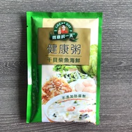 得意的一天健康粥-12包干貝柴魚海鮮40g