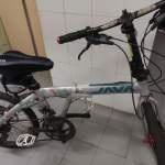 Java 21速摺疊單車
