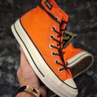 Converse x Gore-Tex  黑橘配色🔥🔥🔥