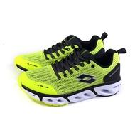 LOTTO AIRFLOW 4.0 運動鞋 螢光黃 男鞋 LT0AMR1904 no018