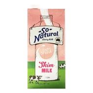 So Natural UHT Milk - Skim