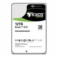 SEAGATE Exos X12 3.5吋 12TB SATA 企業級硬碟