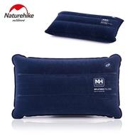 Ultralight Foldable Travel Camping Pillow Flocking+PVC Air Mattress Inflatable Mattress To Sleep Pil