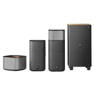 ★ Philips Fidelio Soundbar E5 ★ stereo and surround / home theater / Wireless bookshelf ★