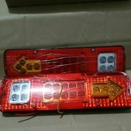 貨車 LED 後燈 通用  箭頭方向燈  車斗燈