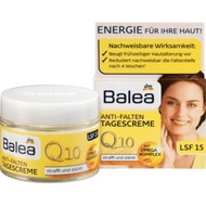 【EuroShop】德國DM品牌Balea Q10 抗皺緊緻拉提日霜 LSF30 ,50 ml